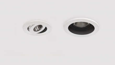 Luminis Introduces Oculus Exterior Recessed Downlight Luminaires