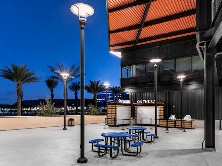 Fan experience is illuminated at award-winning baseball park - Summerlin